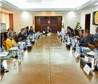 التنمية المحلية والبنك الدولي يستعرضون برنامج تنمية الصعيد
