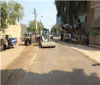 محافظ المنيا يوجه بتكثيف أعمال النظافة والتجميل