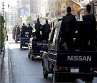 ضبط أسلحة وهاربين من أحكام في حملة أمنية بقنا