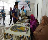 «الوطنى للابتكار وريادة الأعمال» يعرض تجربته للطلاب الجدد بجامعة المنيا