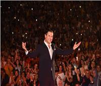«راغب علامة» أهدى تونس وشعبها موالا مؤثرا في حفل أسطوري