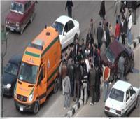 مصرع شخصين وإصابة 3 آخرين في تصادم سيارتين بالإسكندرية