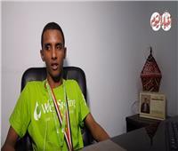 بالفيديو والصور| طه حسين «الجديد».. عرابي «كفيف» يبحث عن نوبل