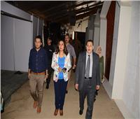 محافظ دمياط تتابع الاستعدادات النهائية لمعرض «فرنكس» تمهيدا لافتتاحه غدًا