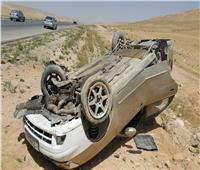 7 مصابين في حادث مروع على طريق «قنا – سوهاج»