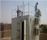 «البيئة»:  إنشاء أول محطة رصد لحظية  لملوثات الهواء بمحافظة قنا