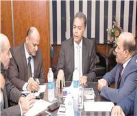 «عرفات» يكشف عن خطة تطوير مصنع «سيماف» لإنتاج عربات القطارات