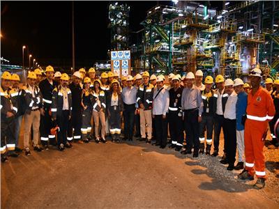 وزير البترول: إنتاج حقل ظهر من الغاز تضاعف 6 مرات