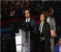 وزير التعليم العالي يفتتح فعاليات أسبوع شباب المدن الجامعية الخامس بجامعة السويس