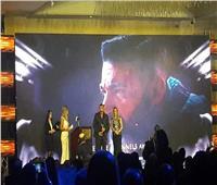 ياسر جلال أفضل ممثل في دراما رمضان 2018
