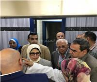 وزيرة الصحة: التشغيل التدريبي للتأمين الصحي في بورسعيد مايو المقبل