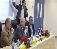 رئيس جامعة بدر يؤكد: الاهتمام بمشاركة الطلاب في العملية التعليمية
