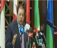 فيديو| أبو العينين: مصر تستطيع أن تربط بين أفريقيا وأوروبا وآسيا