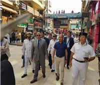 تنظيم 3 حملات لتنفيذ قرارات إزالة الإشغالات بمدينة 6 أكتوبر