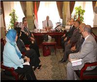 اتفاق تعاون مشترك بين جامعة عين شمس ووزارة التعليم العالي
