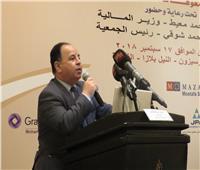 وزير المالية : الانتهاء من مشروع قانون «الهيكل الموحد لمصلحة الضرائب»