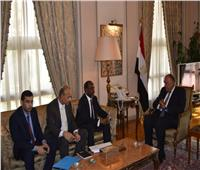 وزير الخارجية يؤكد دعم مصر لمنظمة التعاون الإسلامي
