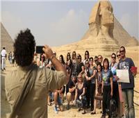 «المنظمة العالمية»: زيادة في حركة السياحة الوافدة لمصر بنسبة ٤٢%