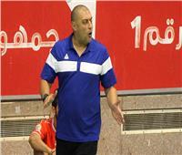 محمد عادل: الأهلي جاهز لانطلاق منافسات اليد