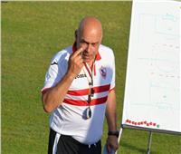 تدريبات قوية للاعبي الزمالك استعدادا للمقاولون العرب