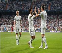 فيديو| ريال مدريد يبدأ حملة الدفاع على لقبه بثلاثية في روما