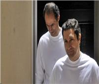 الخميس.. الحكم في طلب رد علاء وجمال