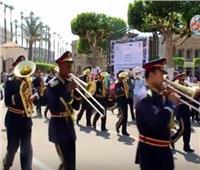 جامعة عين شمس تبدأ العام الدراسي بتحية العلم «السبت»
