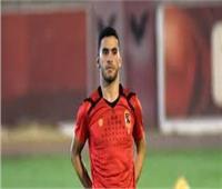 ناصر ماهر يشارك في مران الأهلي