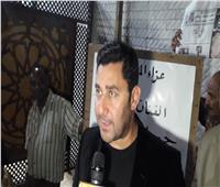 فيديو| أحمد شاكر: جميل راتب حفر اسمه في تاريخ الفن