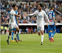 بث مباشر| ريال مدريد وإسبانيول في الليجا الإسبانية