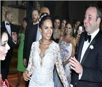صور| وزراء يحتفلون بزفاف نجل محافظ البنك المركزي