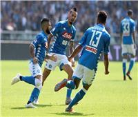 فيديو  نابولي يزاحم يوفنتوس في صدارة الدوري بثلاثية في تورينو