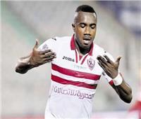 فيديو| هدف ملغي لكاسونجو في مباراة الزمالك والمقاولون العرب