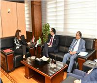 وزير التخطيط الباكستانى:تجربة إنشاء قناة السويس الجديدة فريدة من نوعها