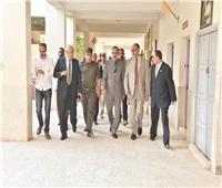 محافظ أسيوط: حصر شامل لاحتياجات المدارس