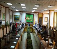 جامعة المنيا تستقبل سفير دولة الأرجنتين بالقاهرة