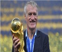 «ديشامب» أفضل مدرب في العالم