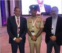 خالد يوسف يشارك في مؤتمر لمكافحة جرائم الملكية الفكرية