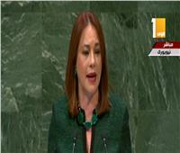 فيديو  ننشر كلمة رئيس الدورة الـ73 لـ«الجمعية العامة للأمم المتحدة»