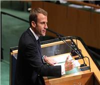 ماكرون: التسوية في سوريا يجب ألا تعتمد على مباحثات آستانا فقط