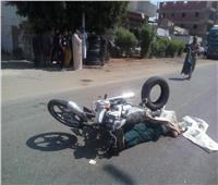مصرع شخص وإصابة آخر في حادث تصادم بالإسماعيلية
