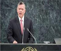 العاهل الأردني: نتصدى لمحاولات تغيير الهوية الدينية والتاريخية للأرض المقدسة