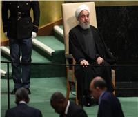 روحاني ينتقد واشنطن لانسحابها من الاتفاق النووي .. ويتهمها بالسعي لإسقاط النظام الإيراني