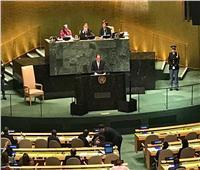 فيديو.. السيسي أمام الأمم المتحدة: مصر سابع أكبر مساهم في عمليات حفظ السلام بالعالم