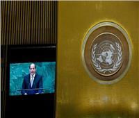 الرئيس: ندعم الحل السياسي في ليبيا واليمن وسوريا