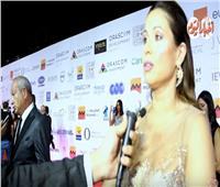 ريا ابي راشد: حققت حلم حياتي بتقديم مهرجان الجونة