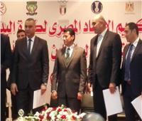 صور| وزير الرياضة: كرة اليد المصرية تشهد طفرة كبيرة