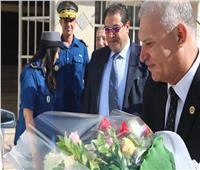 رئيس مصلحة الجمارك يعود من تونس