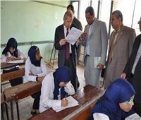 نائب الوزير للتعليم الفني يتفقد عددا من المدارس بالجيزة