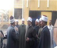 أمين «البحوث الإسلامية» لوعاظ المنيا: مراعاة احتياجات الناس الطريق الأمثل لنجاح التوعية